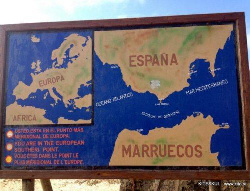 Tarifa – vetrovni raj na skrajnem koncu Evrope