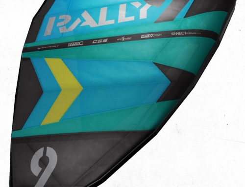 Slingshot Rally 2014 – Kite test