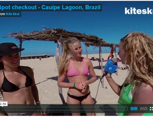 Spot check – Cauipe Lagoon, Brazil