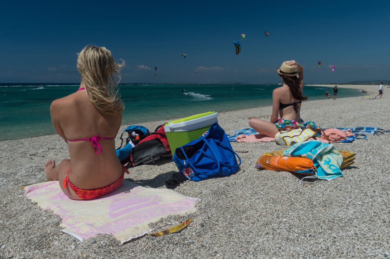 Kajtanje na Lefkadi - Milosh Beach
