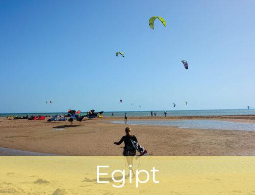 Kajtanje v Egiptu