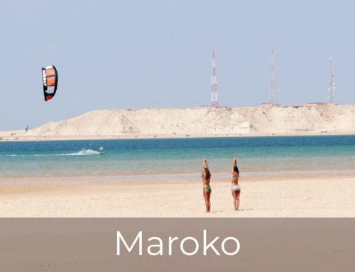 Kajtanje v Maroku