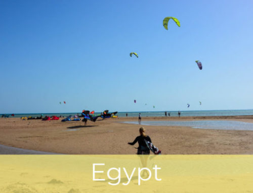 Kite trip to Egypt