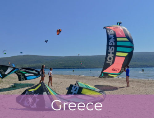 Kite trip to Greece – Lefkada