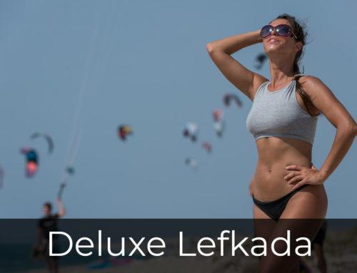 Ekskluzivne kajtarske počitnice na Lefkadi