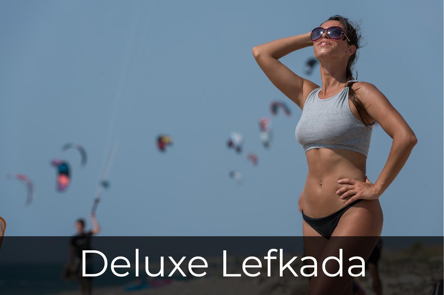 Deluxe Lefkada