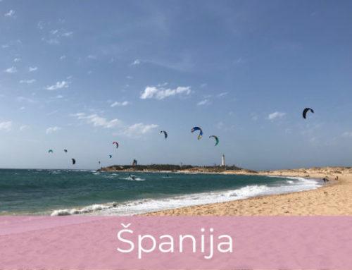 Kajtanje v Španiji – Tarifa
