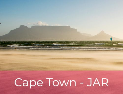 Kitesafari Cape Town