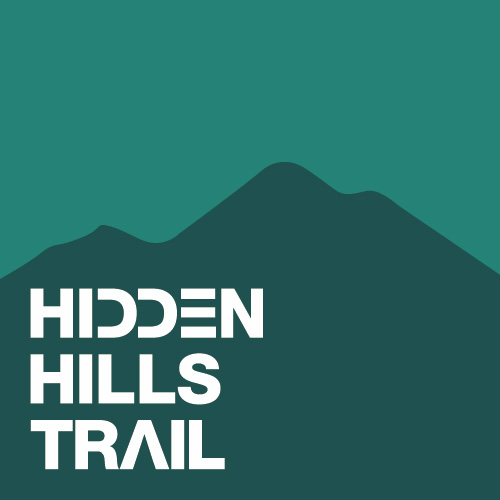 Hidden hills bike trail